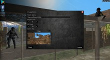 Ultimate SWAT: Io Multiplayer Create Room