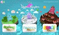 Unicorn Kingdom: Menu