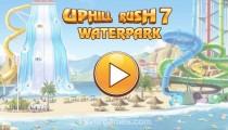 Uphill Rush 7: Menu