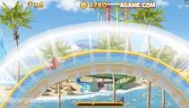 Uphill Rush 7: Gameplay Water Slide