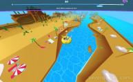 Uphill Rush Slide Jump: Jumping Sliding Boat