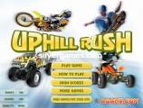 Uphill Rush: Menu