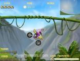Uphill Rush: Motobike Gameplay