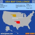 US Map Quiz: Map Usa Start