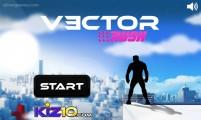 Vector Rush: Menu