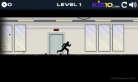 Vector Rush: Running Obstacles