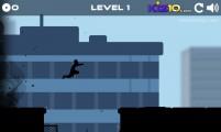 Vector Rush: Gameplay Run Jump