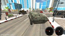 Vehicle Simulator: Tank Driving