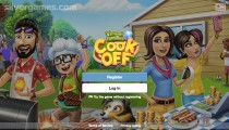 Virtual Families: Cook Off: Menu