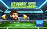 Volleyball 2020: Menu