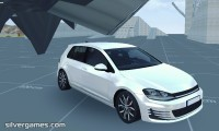 VW Golf Simulator: Golf 7