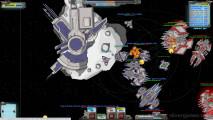 War In Space: Spaceships Attaching