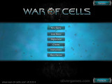 War  of Cells: Menu