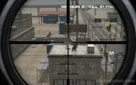Warzone Sniper: Killing Enemy