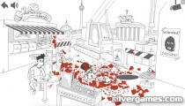 Whack The Terrorist: Gameplay Whack Terrorist