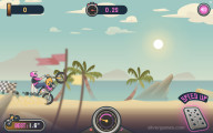 Wheelie Cross: Gameplay