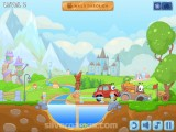 Wheely 6: Märchen: Gameplay Puzzle Cars