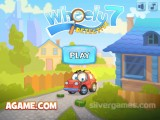 Wheely 7 : Menu