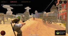 Wild West: Sheriff Rage: Gameplay Wester Shooting