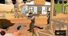 Wild West: Sheriff Rage: Gameplay Shooting Western