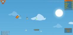Wings.io: Gameplay Multiplayer Plane