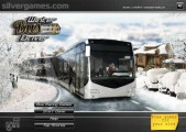 Winter Bus Driver 2: Menu
