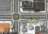 Winter Bus Driver: Gameplay Bus Driving