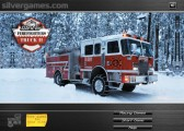 Winter Firefighters 2: Menu