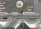 Winter Firefighters 2: Gameplay Fireworkers
