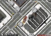 Winter Firefighters 2: Gameplay Fire Extinguisher