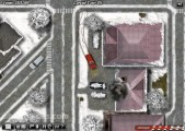 Winter Firefighters Truck: Gameplay Fire Worker