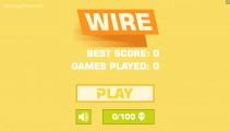 Wire #SorryBro: Menu