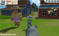 Simulateur De Loup: Farm Life