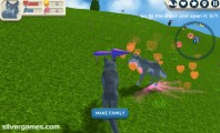 Wolf Simulator: Wild Animals