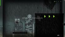 Wolverine Tokyo Fury: Platform Run Gameplay Night Rain