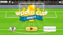 World Cup Penalty: Menu