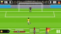 World Cup Penalty: Gameplay Soccer Penalty