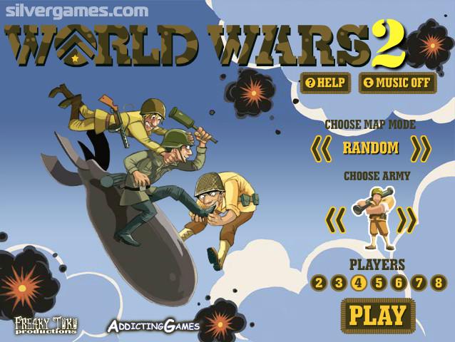 Game world wars 2 core 2 duo 2gb ram games