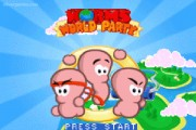 Worms World Party: Menu