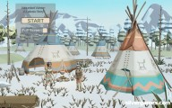 Wounded Winter: Lakota Story: Menu