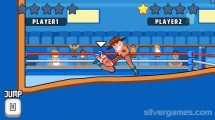 Wrestle Online: Gameplay Wrestling Two Player