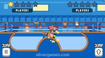 Wrestle Online: Multiplayer Battling Wrestling