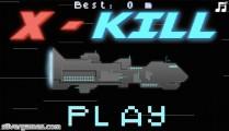 X-Kill: Menu