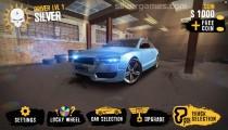 Xtreme Asphalt Car Racing: Menu