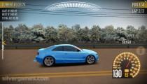 Xtreme Asphalt Car Racing: Car Nitro Racing Blue