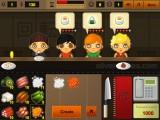 Youda Sushi Chef: Gameplay Sushi Food