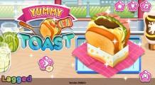 Yummy Toast: Menu