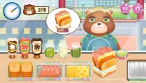 Yummy Toast: Toast Cheese Cooking Gameplay