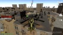 Zombie Hubschrauber: Gameplay Chopper Rescue