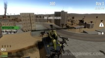 Zombie Choppa: Gameplay Zombie Attack
